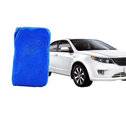blue Automobiles & Motorcycles Car Clay Bar Auto Magic Detailing Clay Cleaner Interior Accessories
