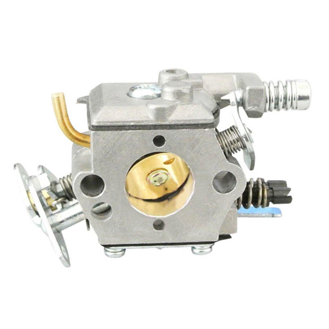 New Chainsaw Husqvarna 136 137 141 142 Motor Engine Carburetor Carb Parts