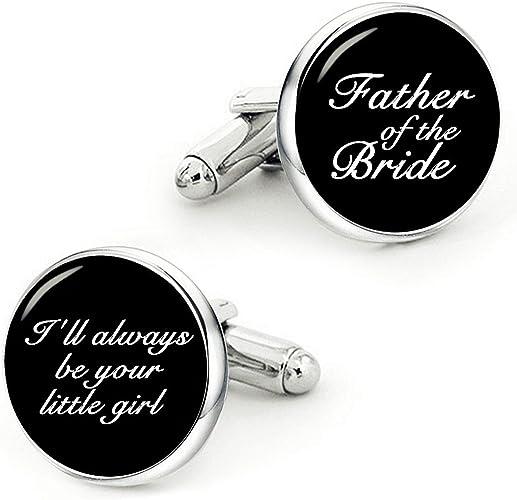 Silver Engraved Cufflinks Cuff /& Links Gift Wedding Personalised Groom Cuflinks