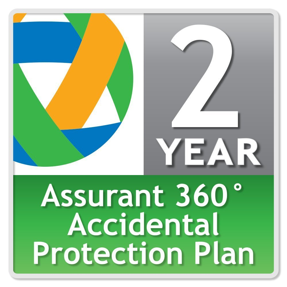 Assurant 2-Year Camera Protection Plan with Accidental Damage ($350-$399.99)