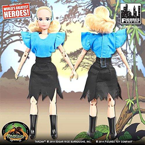 "Tarzan World's Greatest Heroes! Jane 8"" Action FIgure"