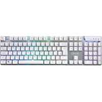 Teclado Oex Prismatic Tc205 USB Com LED
