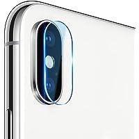 Microsonic Apple iPhone XS (5.8'') Kamera Koruyucu Temperli Cam Kırılmaz film