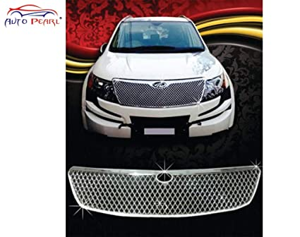 Auto Pearl Car Chrome Front Grill for Mahindra XUV500