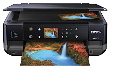 amazon com epson expression premium xp 600 small in one printer rh amazon com Epson Workforce 600 Ink Cartridges Epson Workforce 600 Printer Cartridges