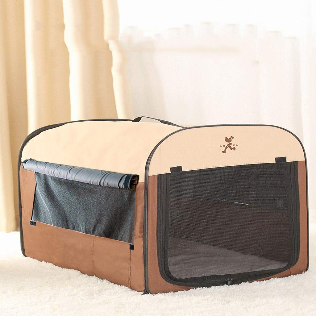 M 755055CM Xinhe Dog House Removable and Washable Pet Room Four Seasons Universal (M 75  50  55CM)