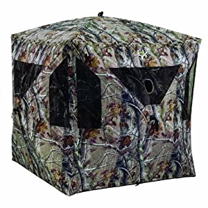 Ameristep 2290 AP Realtree Blind Bone Collector, 75-Inch x 67-Inch, Camouflage
