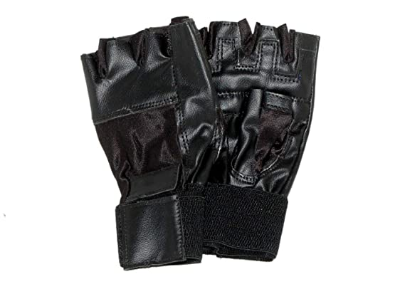 ZOREK Gym Gloves  Black