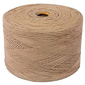 QIYUN.Z Natural Jute Twine Decoration Crafts Gift Twine for Gardening Applications