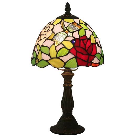 Fabakira Tiffany Style Table Lamp Art Deco Lights