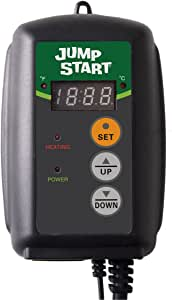 Jump Start JumpStart MTPRTC Digital Controller Germination Heat Mat Thermostat