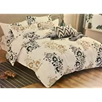 Starstorm-13_3 Pieces King Size Flat Bed Sheet Set - 1 Flat Bedsheet and 2 Pillow Cases (Click above on Starstorm for more designs)