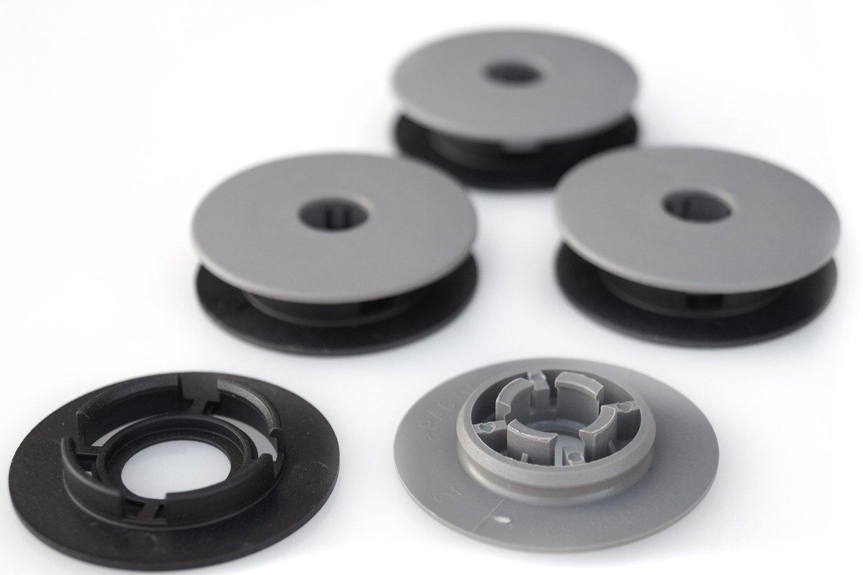 lovely kit de fixation pour tapis de voiture bouton pressions ronds gris 8 pi ces www. Black Bedroom Furniture Sets. Home Design Ideas