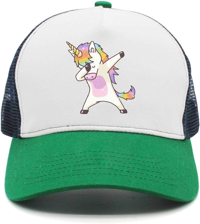 Bitch,Please.Rainbows Women Men Snapback Hat Mesh Adjustable Summer Cap Hip Hop caps