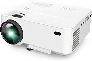 DBPOWER T21 1800-Lumens LED Home Theater Projector