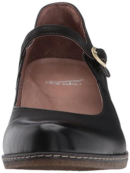 667a8b3d Dansko Women's's Loralie Mary Jane Flat: Amazon.co.uk: Shoes & Bags
