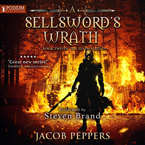 Pdf Fiction A Sellsword's Wrath: The Seven Virtues, Book 2