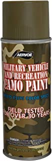 product image for Rothco Spray Paint, 16 oz (Net 12 oz), Olive Drab