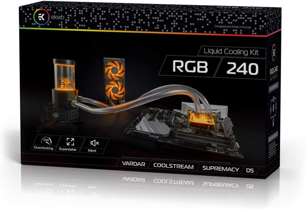 EKWB EK-KIT RGB 240 Watercooling Kit