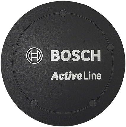 Bosch - Tapa para Drive Unit Active sin logotipo, negra (recambios ...