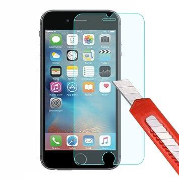 PLT24 iPhone 6 6S Plus (5,5 pulgadas) Vidrio templado 9H vidrio ...