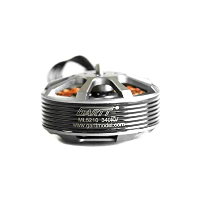 GARTT ML5210 340KV Brushless Motor for Multirotor Quadcopter Hexacopter: Toys & Games