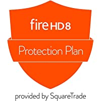 1-Year Accident Protection Plan for All New Fire HD 8/ Fire HD 8 Plus (2020 Release)