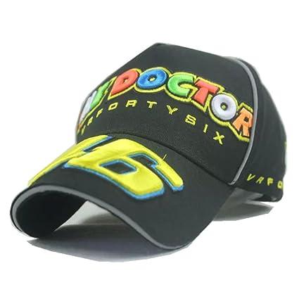 Valentino Rossi 46 El doctor MotoGP gorra VR46
