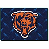 NFL Chicago Bears 20-Inch-by-30-Inch Tufted Rug