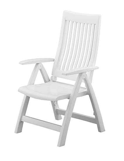 Charmant Kettler Roma Resin High Back Chair