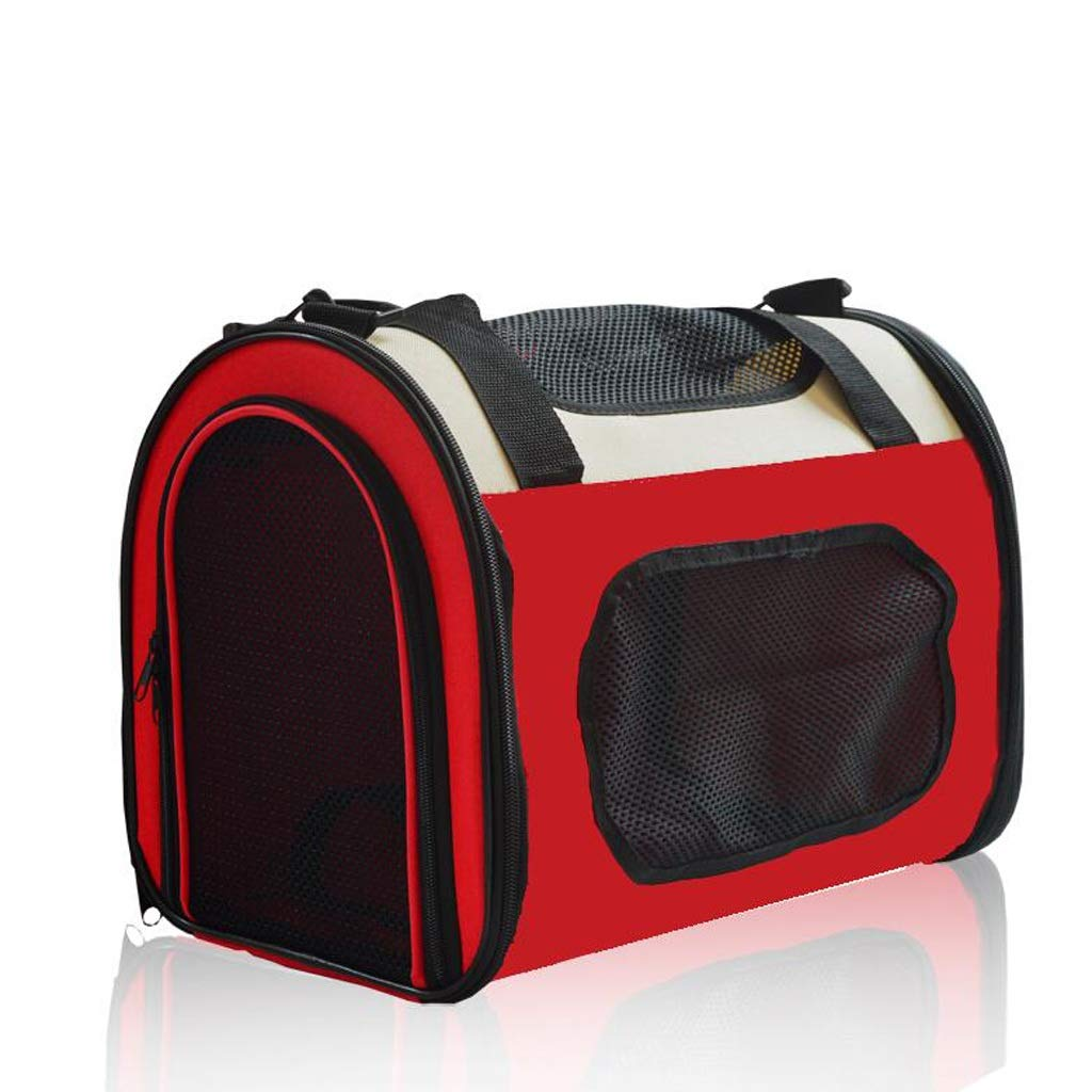 XSmall Pet Outing Bag Cat Dog Bag Folding Tent Small Dog Kennel VIP Teddy Bomei Cat Bag Lostgaming (Size   XS)