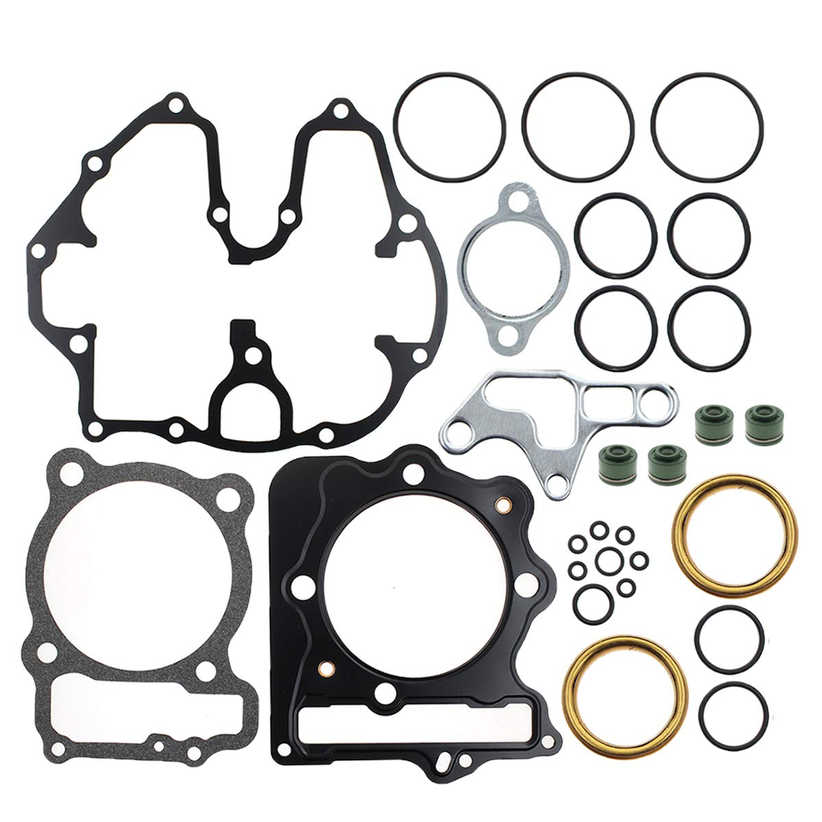 Complete Engine Top End Rebuild Gasket Kit For Honda TRX400EX TRX 400EX 400 EX