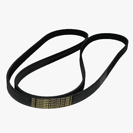 29.5 Multi-V//Serpentine belt Continental 4060295 6-rib