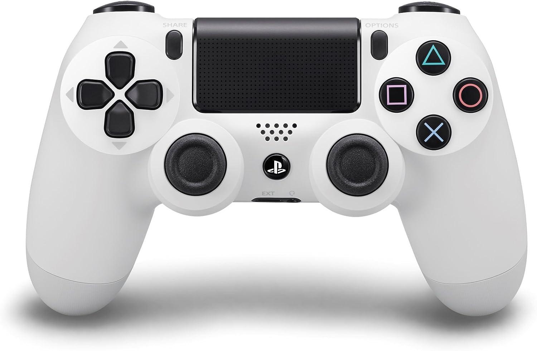 Sony - Mando Dualshock 4, Color Blanco (PS4): Amazon.es: Videojuegos