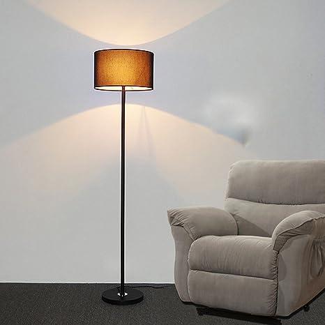 Art Lámparas de pie Lámpara de pie Tela Hierro 34 * 145cm ...