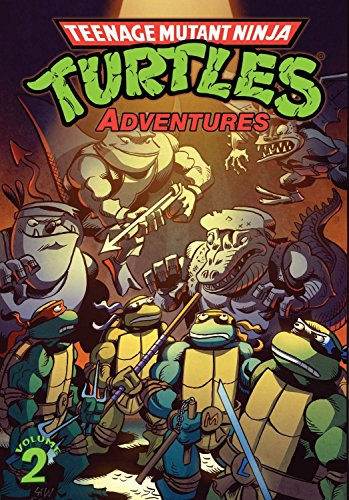 Teenage Mutant Ninja Turtles Adventures Volume 2 (TMNT Adventures)]()
