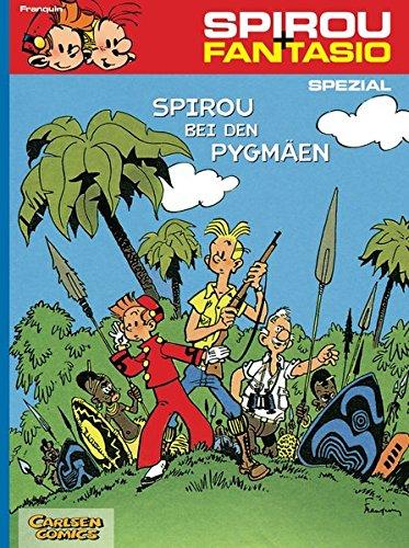 Spirou & Fantasio Spezial 3: Spirou bei den Pygmäen