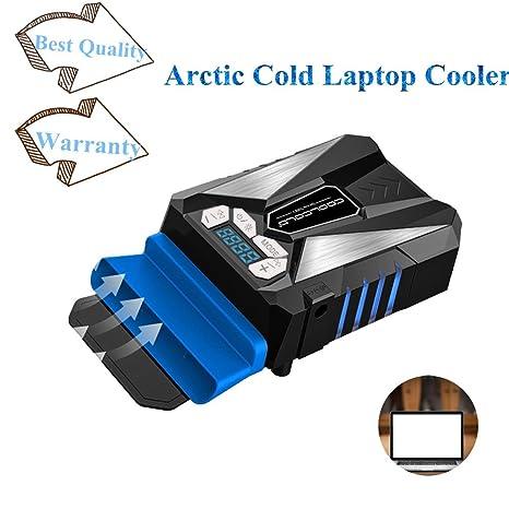 Para ordenador portátil Notebook portátil Gaming vacío Jall Ventilador de refrigeración pad con 5 V puertos ...