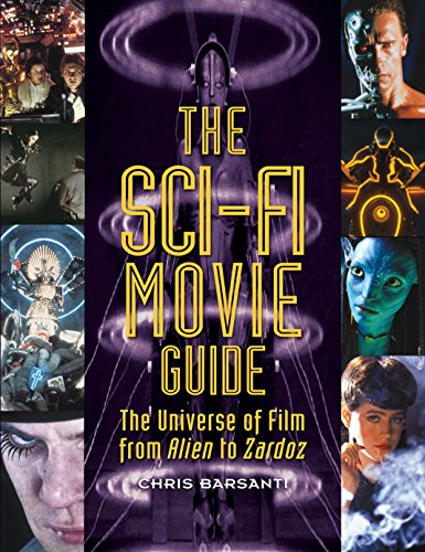 The Sci-Fi Movie Guide: The Universe of Film from Alien for sale  Delivered anywhere in USA
