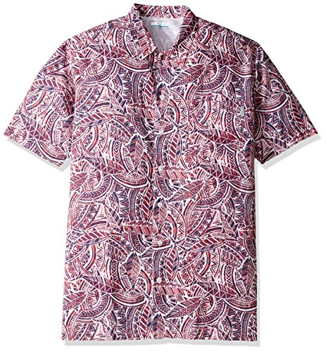 columbia-mens-big-trollers-best-short-sleeve-shirt-sunset-red-tuna-2x