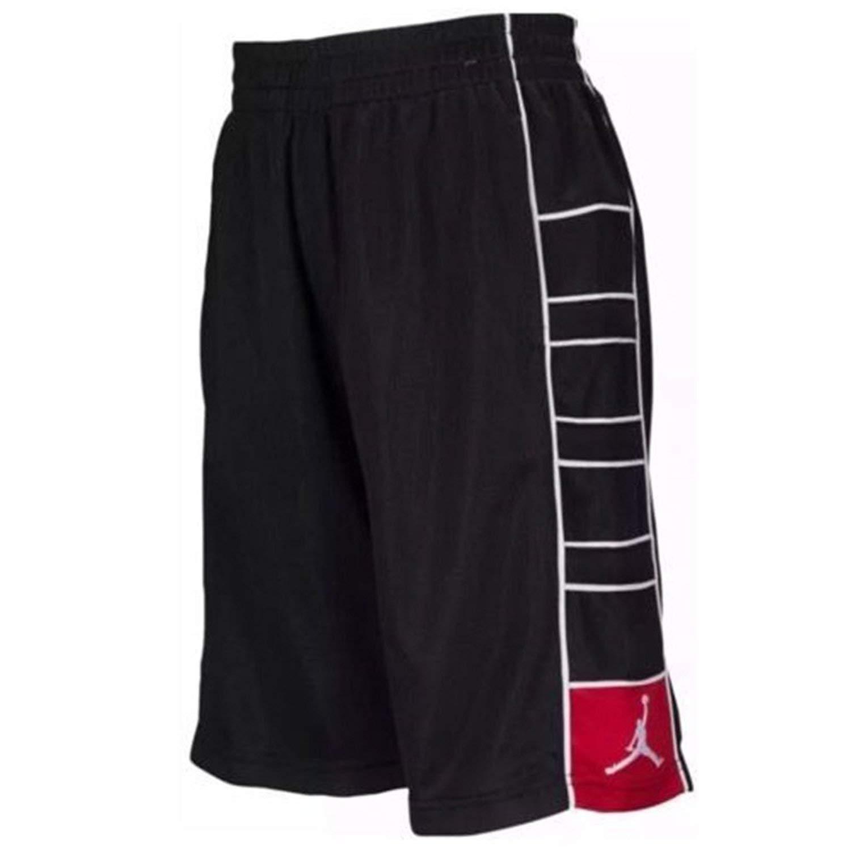 8dff3f2d6279b5 Amazon.com  Jordan Nike Jumpman Boys  Game Changer Athletic Dri-Fit Mesh  Shorts  Clothing