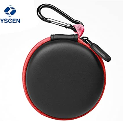 Hard Carry Storage Pouch Bag Case Hold For Headphone Earphone Headset Stylish