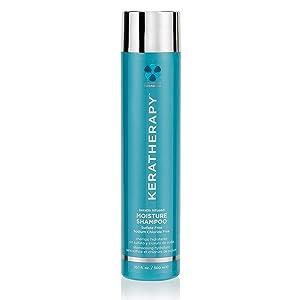 Keratherapy Keratin Infused Moisture Shampoo, 10.1 fl. oz., 300 mL