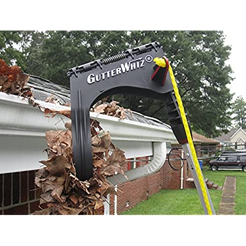 Gutter cleaning tools amazon gutterwhiz gw1 gutter cleaning tool solutioingenieria Gallery