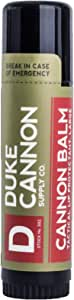 Duke Cannon Balm Tactical Lip Protectant with SPF, Large, 0.56oz