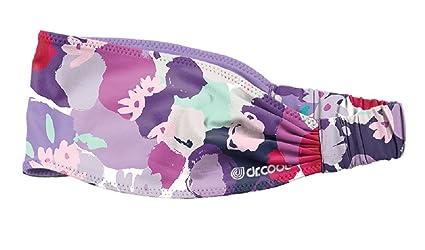 amazon com dr cool chillband studio women s headband gestured