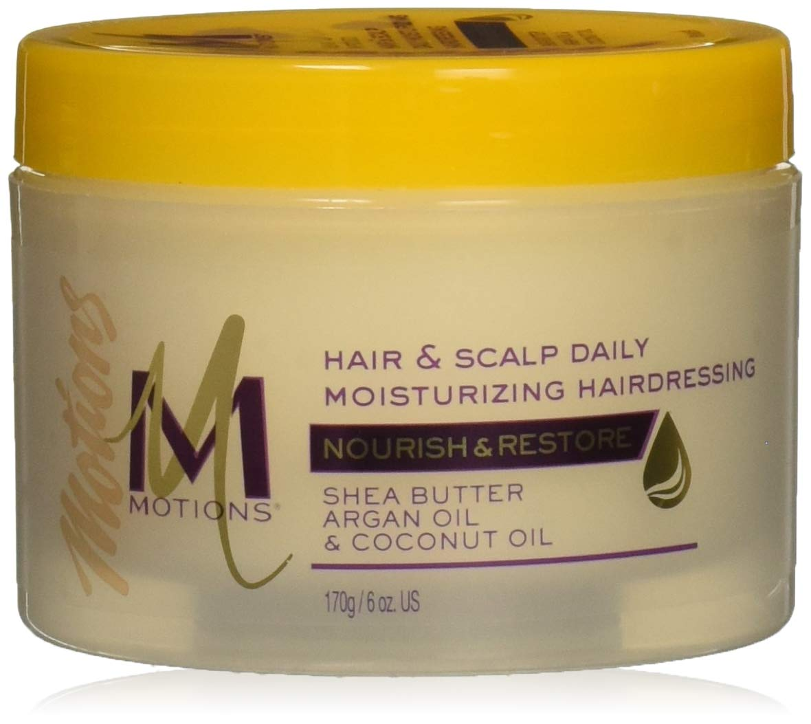 Motions Nourish & Care, Hair & Scalp Daily Moisturizing Hairdressing 6 oz (6 pack)