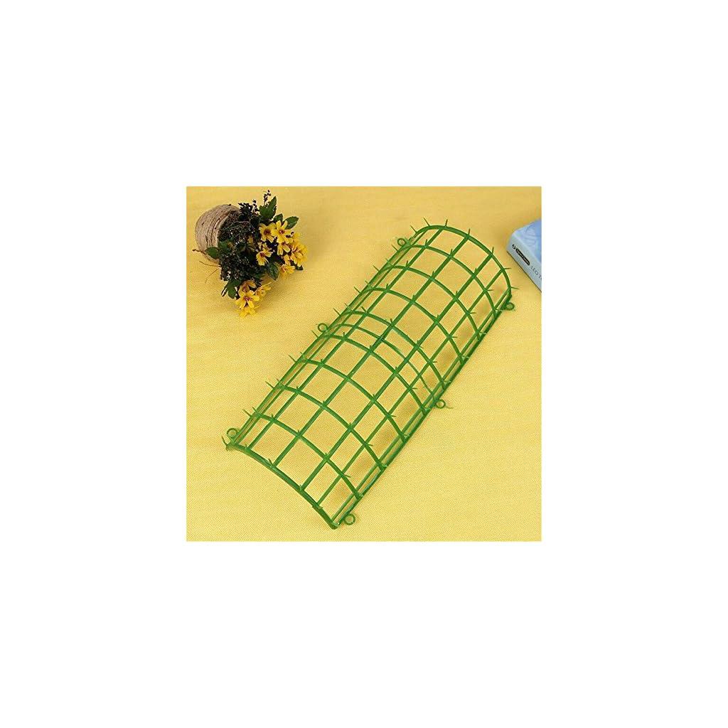 10pcslot-Plastic-Arch-Frame-for-Wedding-Road-Lead-Flower-Wreath-Frame-for-Kissing-Balls