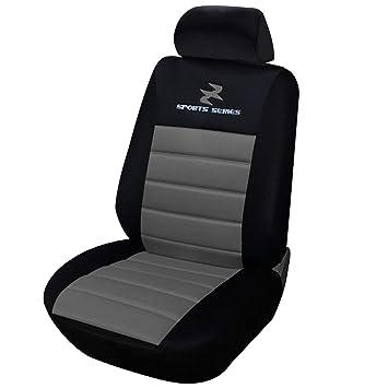 Sitzbezüge dunkel grau vorne KOS MAZDA XEDOS 6