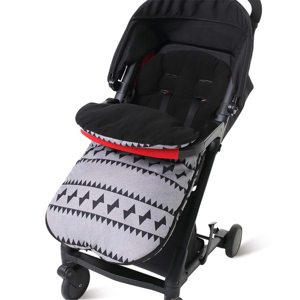 Dreamsoule Winter Universal Windproof Infant Baby Stroller Sleeping Bag Footmuff Car Seat Bunting Carriage Foot Cover